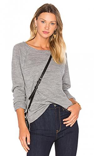 Трикотажный свитер atlantic Assembly Label. Цвет: серый