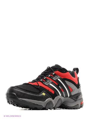 Ботинки EDITEX. Цвет: красный, черный