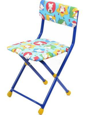Детский стул Nika. Цвет: синий