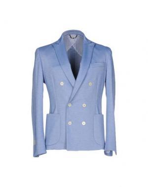 Пиджак REVERES 1949. Цвет: лазурный