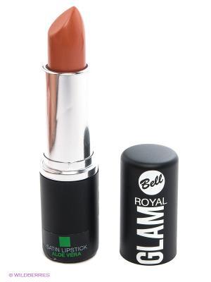 Губная помада Royal Glam, тон 70 Bell. Цвет: коричневый