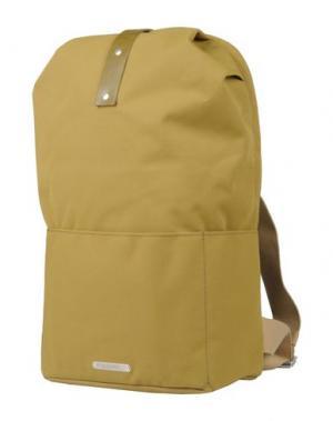 Рюкзаки и сумки на пояс BROOKS. Цвет: зеленый-милитари