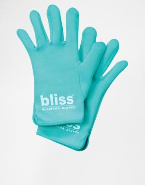 Bliss Перчатки Glamour. Цвет: гламурные перчатки