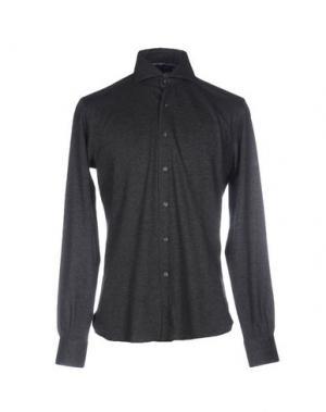 Pубашка ORIAN. Цвет: стальной серый