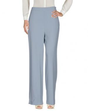 Повседневные брюки BRIAN DALES. Цвет: небесно-голубой