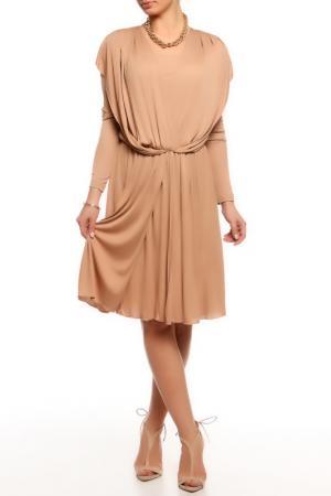 Платье Vionnet. Цвет: мультицвет