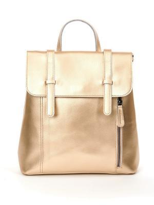 Рюкзак Best&Best. Цвет: золотистый