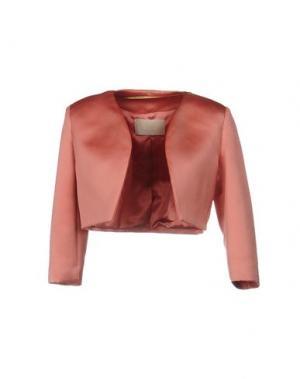 Пиджак BETTY BLUE. Цвет: лососево-розовый
