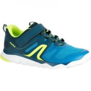 Детская Обувь Для Спортивной Ходьбы Pw 540 - Синяя/зелёная NEWFEEL