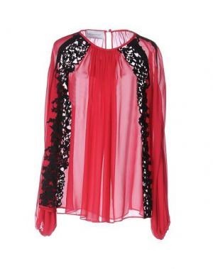 Блузка ZUHAIR MURAD. Цвет: пурпурный