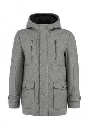 Пальто Celio. Цвет: серый