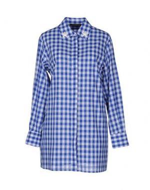 Pубашка TENAX. Цвет: синий