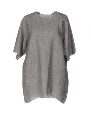 Блузка UN-NAMABLE. Цвет: серый