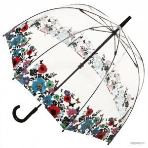 Umbrellas L042 (L042-3165 WildFlowers) Fulton. Цвет: белый