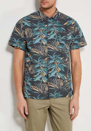 Рубашка Quiksilver. Цвет: зеленый