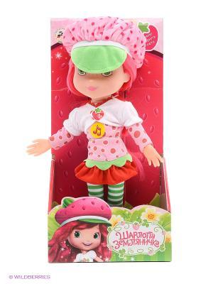 Кукла  strawberry shartcake Карапуз. Цвет: розовый