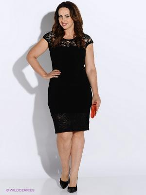 Платье BALSAKO. Цвет: черный