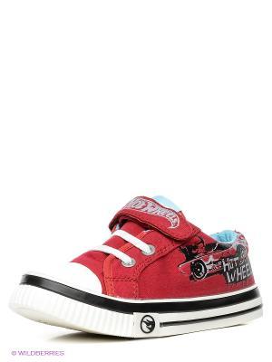 Ботинки Kakadu. Цвет: красный