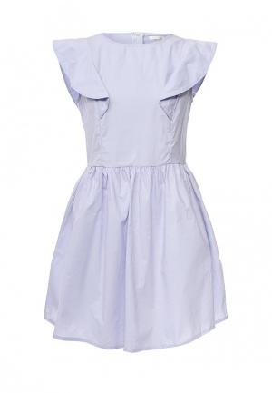 Платье Coco Nut. Цвет: голубой