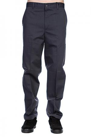 Штаны  Toil Chino Charcoal Independent. Цвет: синий