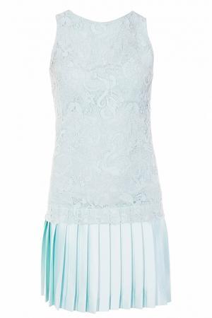 Платье Scervino Street. Цвет: голубой
