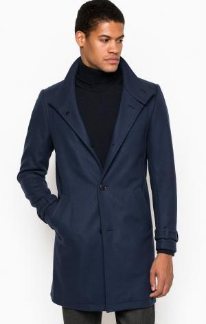 Пальто DRYKORN. Цвет: синий