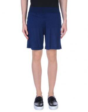 Пляжные брюки и шорты JOHN SMEDLEY. Цвет: темно-синий