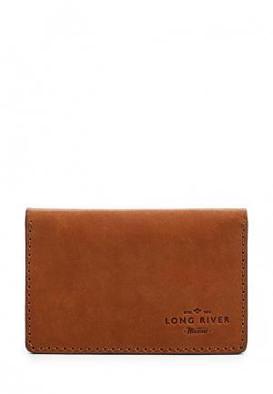 Кредитница Long River. Цвет: оранжевый
