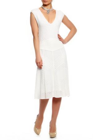 Платье Catherine Malandrino. Цвет: белый