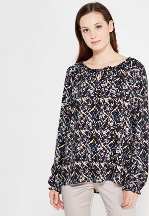Блуза Modis. Цвет: черный