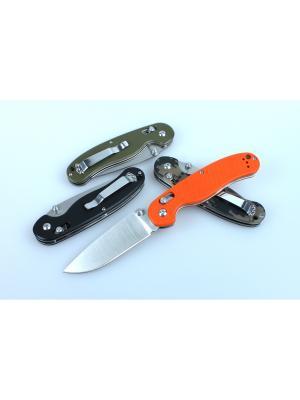 Нож Ganzo G727M. Цвет: рыжий