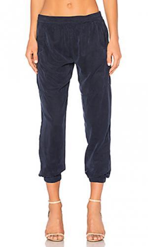 Джоггеры ledge b YFB CLOTHING. Цвет: синий