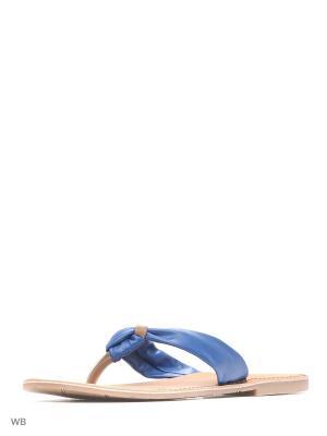 Пантолеты Mon Ami. Цвет: синий