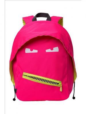 Рюкзак GRILLZ BACKPACKS, цвет розовый неон ZIPIT. Цвет: розовый