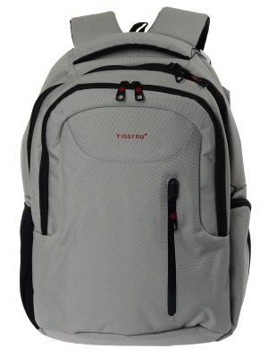 Городской рюкзак для ноутбука 15 T-B3204 Tigernu. Цвет: светло-зеленый