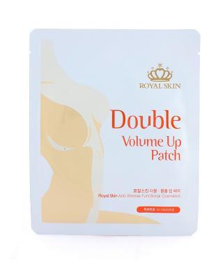 Укрепляющий и подтягивающий патч для кожи груди, 15 гр Royal Skin. Цвет: белый
