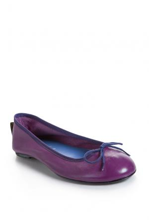 Балетки 163629 French Sole. Цвет: фиолетовый