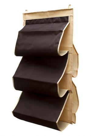 Органайзер для сумок HOMSU. Цвет: коричневый