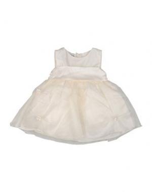 Платье BABY GRAZIELLA. Цвет: слоновая кость