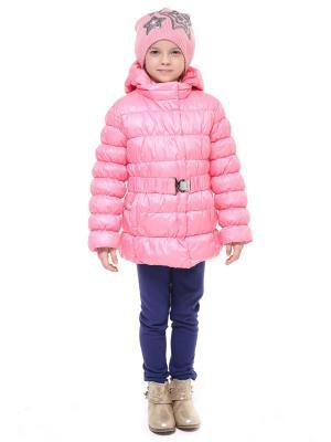 Куртка Luce della Vita. Цвет: коралловый