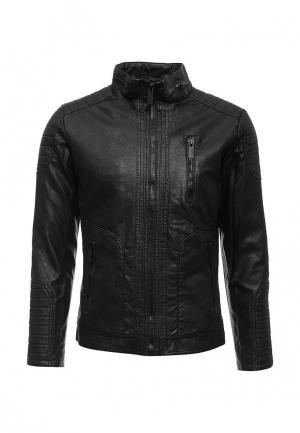 Куртка Kamora. Цвет: черный