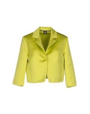 Пиджак 1-ONE. Цвет: кислотно-зеленый