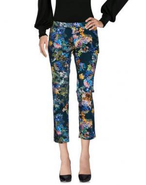 Повседневные брюки TRĒS CHIC S.A.R.T.O.R.I.A.L. Цвет: цвет морской волны