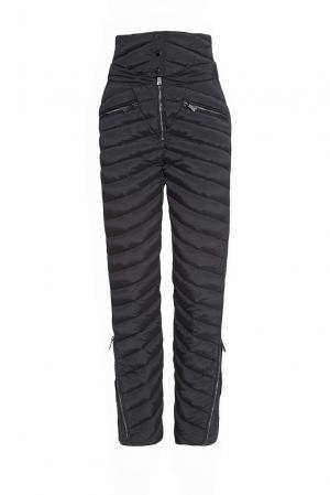 Пуховые брюки 177559 Odri. Цвет: черный