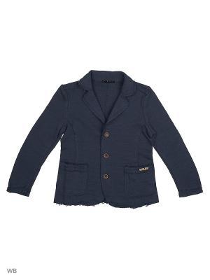 Пиджак Sisley Young. Цвет: синий