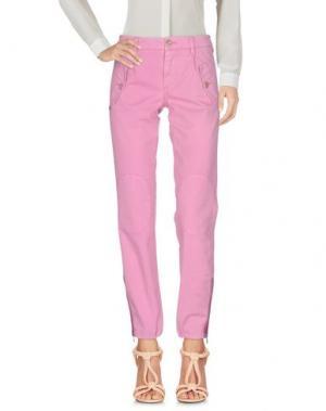 Повседневные брюки MASON'S. Цвет: пастельно-розовый