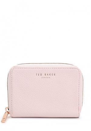 Кошелек Ted Baker London. Цвет: розовый