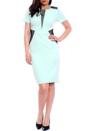 DRESS Moda di Chiara. Цвет: aqua