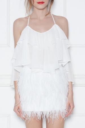 Top Nissa. Цвет: white
