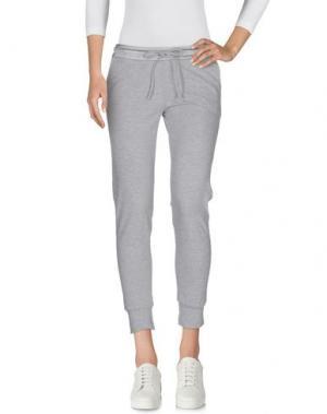 Повседневные брюки KANGRA CASHMERE. Цвет: серый